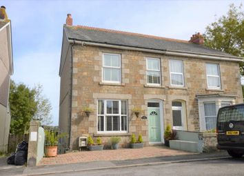 Thumbnail 4 bed semi-detached house for sale in Chariot Road, Illogan Highway, Redruth, Cornwall