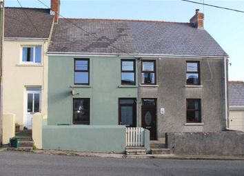 Thumbnail 3 bed terraced house for sale in Upper Thornton, Milford Haven