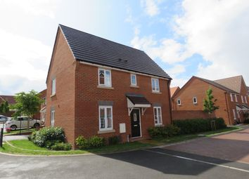 Thumbnail 3 bed detached house for sale in Galbraith Road, Picket Piece, Andover