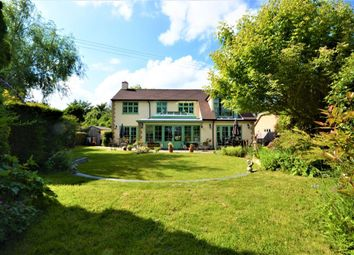 Thumbnail 5 bed detached house for sale in Meldreth Road, Shepreth, Royston