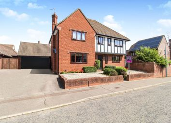 5 bed detached house for sale in Barncroft Close, Colchester CO4