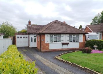 Thumbnail 2 bed detached bungalow for sale in Hawthorn Road, Streetly, Sutton Coldfield