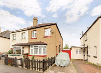 3 bed semi-detached house for sale in Lenelby Road, Tolworth, Surbiton KT6