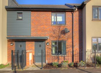 Thumbnail 2 bed terraced house for sale in Station Boulevard, Loughborough