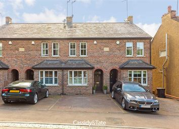 4 bed terraced house for sale in Normandy Terrace, St Albans, Hertfordshire AL3