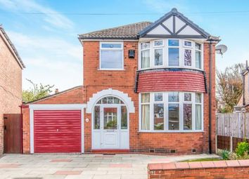Thumbnail 3 bed detached house for sale in Chestnut Drive, Sale, Trafford, Greater Manchester
