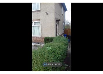 Thumbnail 2 bed terraced house to rent in Lindsay Avenue, Sheffield