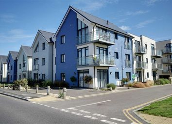 Thumbnail 2 bed flat for sale in Drake House, Eirene Road, Worthing, West Sussex