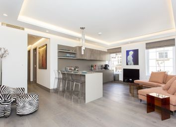 Thumbnail 2 bed flat to rent in Dufours Place, London