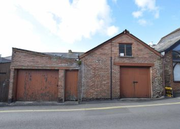 Thumbnail Light industrial for sale in Belle Vue, Bude