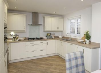 "Thumbnail 4 bedroom detached house for sale in ""Kennington"" at Saxon Court, Bicton Heath, Shrewsbury"