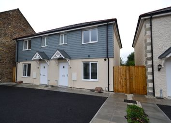 Thumbnail 3 bed semi-detached house to rent in Penwethers Crescent, Truro