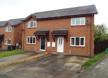 Thumbnail 2 bed semi-detached house for sale in Woodlands, Llandudno Junction, Conwy