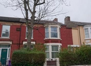 Thumbnail 6 bed shared accommodation to rent in Freehold Street, Fairfield, Liverpool