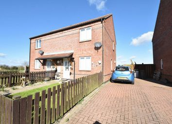 Thumbnail 2 bed semi-detached house for sale in Silver Street, Theddlethorpe, Mablethorpe
