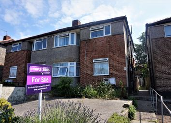Thumbnail 2 bed maisonette for sale in Meadowview Road, Catford