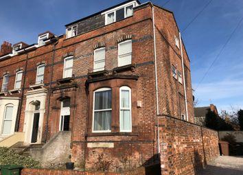 Thumbnail 2 bed flat for sale in Alexandra Road, Prenton