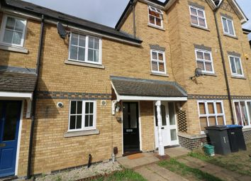 Thumbnail 1 bed terraced house to rent in Nightingale Shott, Egham