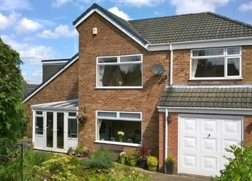 Thumbnail 5 bed detached house for sale in Raylawn Street, Mansfield, Nottinghamshire