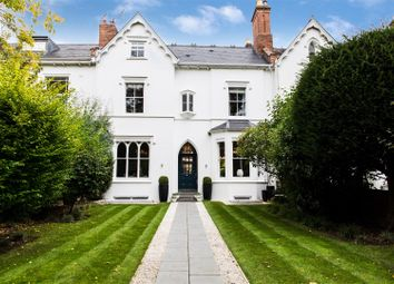 Thumbnail 5 bed town house for sale in Beauchamp Avenue, Leamington Spa, Warwickshire