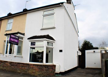 Thumbnail 2 bed end terrace house for sale in Upland Road, Bexleyheath