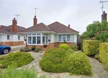 Thumbnail 2 bed detached bungalow for sale in Midhurst Drive, Goring, West Sussex
