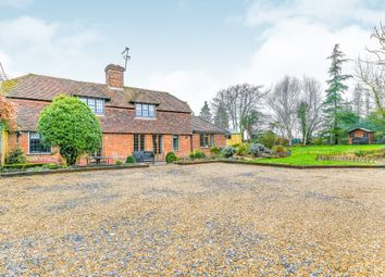 Thumbnail 3 bedroom cottage to rent in Mill Lane, Crondall, Farnham