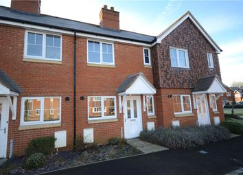 Thumbnail 2 bed terraced house for sale in Wey Meadow Close, Farnham, Surrey