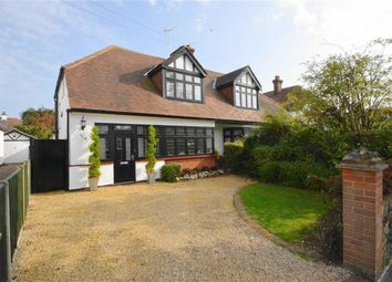 Thumbnail 4 bed semi-detached house for sale in Parkanaur Avenue, Southend-On-Sea