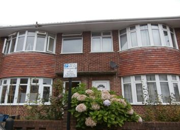 Thumbnail 3 bed flat to rent in Holyrood Avenue, Southampton