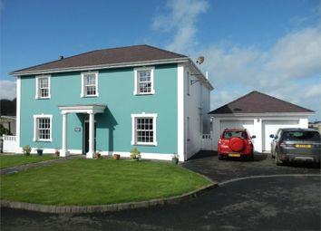 Thumbnail 4 bed detached house for sale in Alban Court, Aberaeron