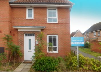 3 bed town house for sale in Sanderling Way, Forest Town, Mansfield NG19
