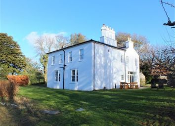 Thumbnail 5 bed detached house for sale in The Old Vicarage, Patrick Road, Patrick