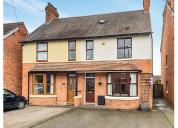 Thumbnail 4 bed semi-detached house for sale in Victoria Road, Bidford On Avon