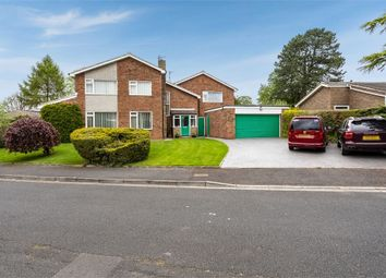 Thumbnail 4 bed detached house for sale in Manor Drive, Hilton, Yarm, North Yorkshire