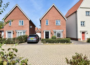 Thumbnail 4 bed detached house for sale in Magpie Chase, Stanway, Colchester