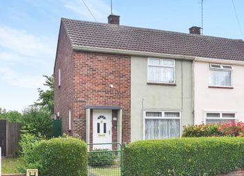 Thumbnail 2 bed semi-detached house for sale in Arundel Road, Walton, Peterborough