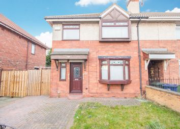 Thumbnail 3 bedroom semi-detached house for sale in 10 Arundel Road, Grangetown, Middlesbrough, Cleveland