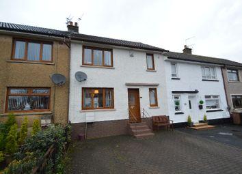 Thumbnail 3 bedroom terraced house for sale in Alexander Fleming Avenue, Kilbirnie, North Ayrshire