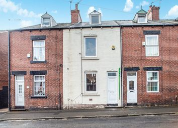 Thumbnail 3 bed terraced house to rent in Charles Street, Cudworth, Barnsley