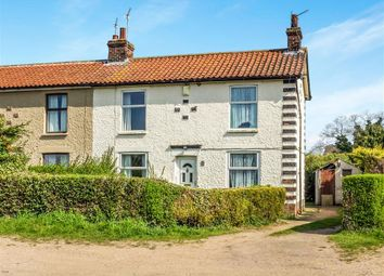 Thumbnail 3 bed end terrace house for sale in Aylsham Road, Buxton, Norwich