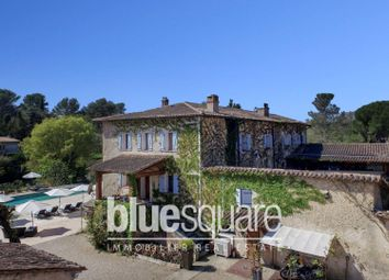 Thumbnail 14 bed property for sale in Roquefort-Les-Pins, Alpes-Maritimes, 06330, France