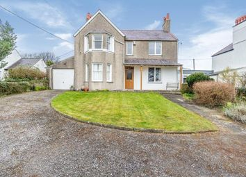 Thumbnail 3 bed detached house for sale in Tyn Y Gongl, Benllech, Anglesey, North Wales