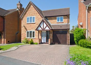 Thumbnail 4 bed detached house to rent in Otter Way, Royal Wootton Bassett, Wiltshire
