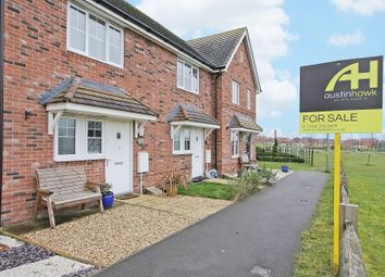 Thumbnail 2 bed terraced house for sale in Tailor Close, Andover
