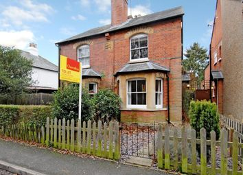 Thumbnail 2 bed cottage to rent in Sunningdale, Berkshire