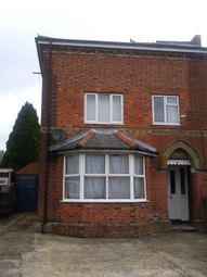 Thumbnail 9 bed semi-detached house to rent in Alma Road, Southampton