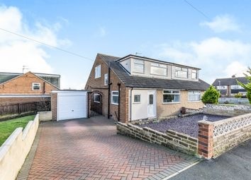 Thumbnail 3 bed semi-detached bungalow for sale in Kent Drive, Pudsey
