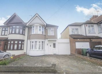 Thumbnail 4 bed semi-detached house for sale in Elmsleigh Avenue, Kenton, Harrow, Middlesex