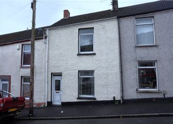 Thumbnail 2 bed terraced house for sale in Millbrook Street, Plasmarl